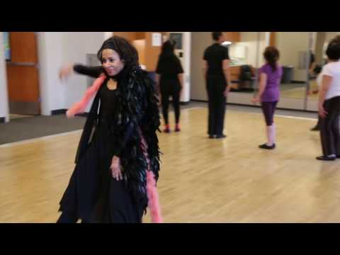 A Day with Roxanne Reese & The Joco Dancers