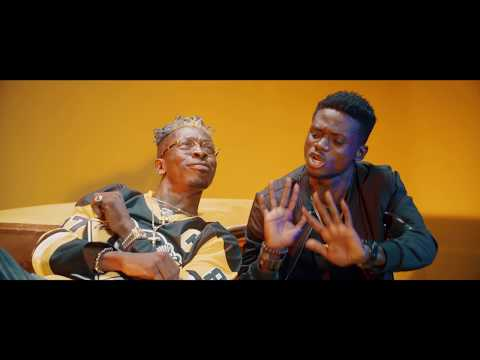 Dj Vyrusky - Adwenfi ft Shatta Wale & Kuami Eugene (Official Video)