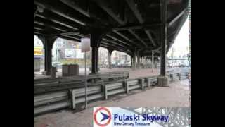Pulaski Skyway Traffic Patterns: August 2013