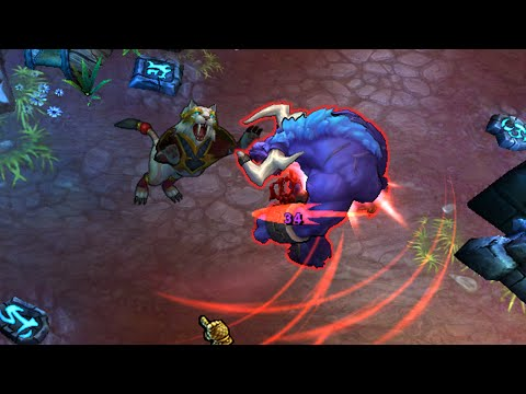 Warring Kingdoms Nidalee Skin Spotlight! (League of Legends - LoL Gameplay)