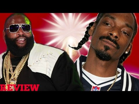 Rick Ross Ft  Snoop Dogg - Quintessential {Review}
