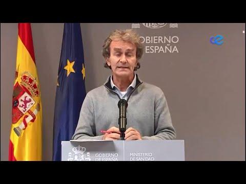 """Fernando Simón: """"vendrán semanas complicadas"""""""