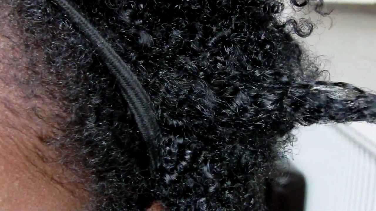 Natural Hair Patterns