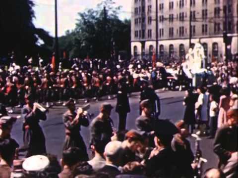 Congrès marial, Ottawa, juin 1947