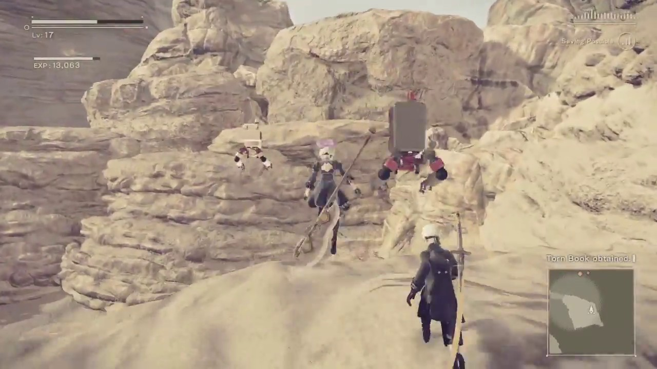 40 Best Nier Automata Images On Pinterest: Best Fishing Spot In Nier:Automata