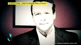 Alfredo Adame está entrenando para la pelea con Carlos Trejo | De Primera Mano