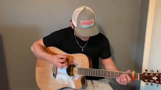 Morgan Wallen - Chasin' You || (cover) by Bryce