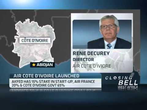 Air Côte dIvoire Launches