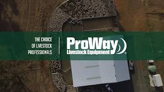 ProWay Livestock Equipment: The choice of livestock professionals