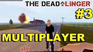 The Dead Linger Gameplay (Alpha) #3: Multiplayer!