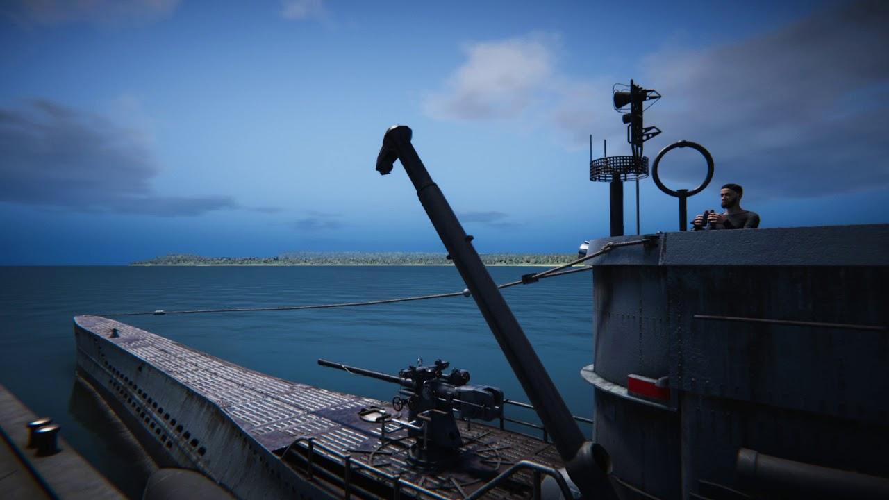 Uboat - Snorkel Mast Preview