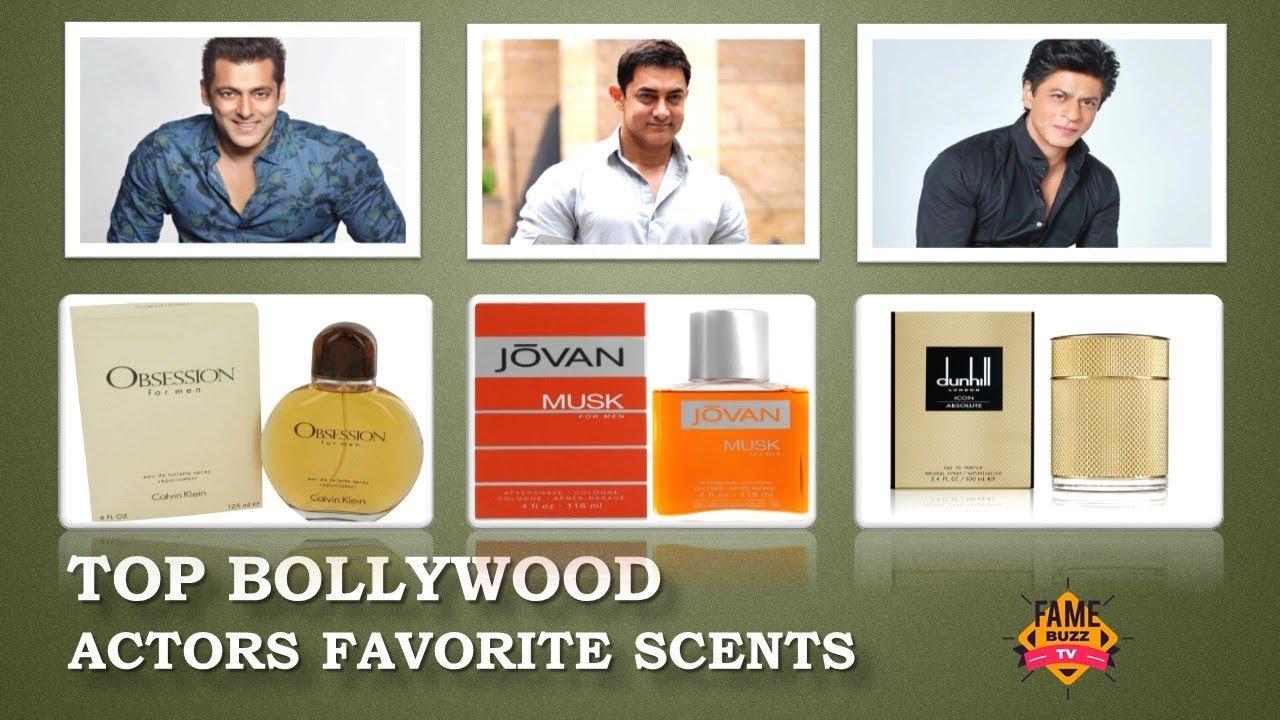 6d58cc2ad Indian Film Actors Favorite Perfumes - 20 Bollywood Actors Favorite ...