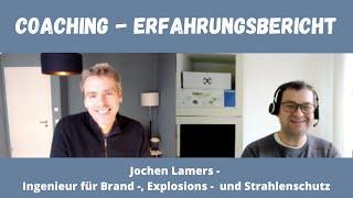 Coaching - Erfahrungsbericht: Jochen Lamers