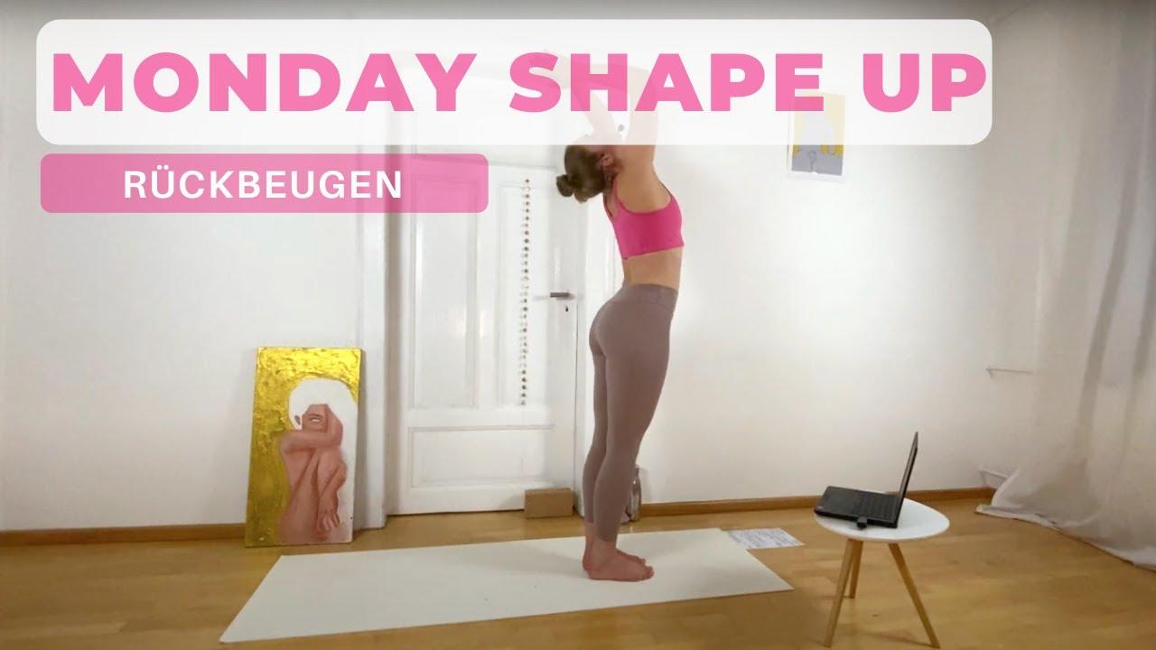 Monday Shape Up