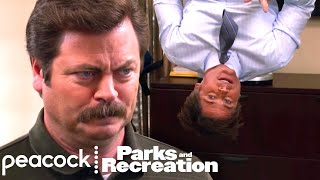 Parks and Recreation: Ron's Tough Decision thumbnail