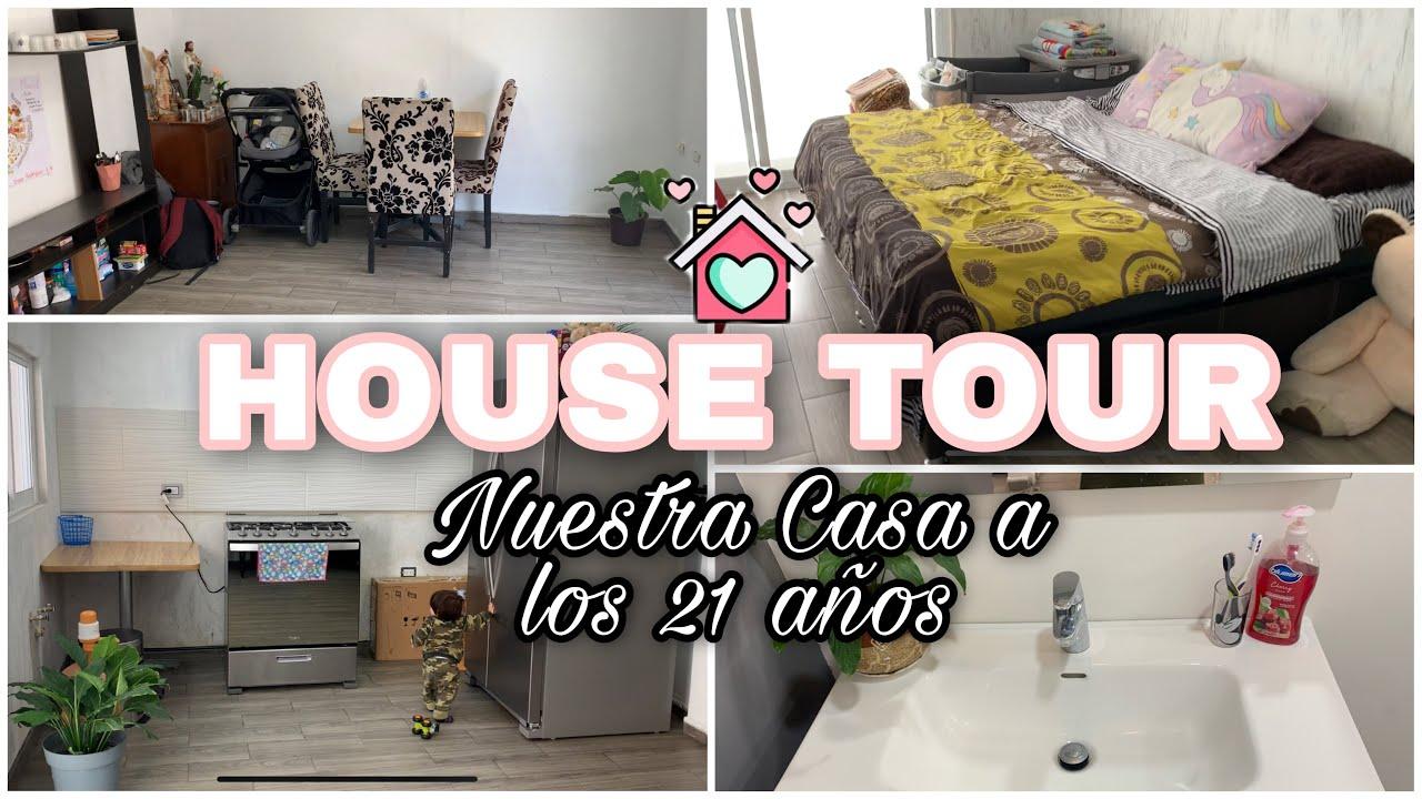 Download HOUSE TOUR |  Nuestra casa a los 21 años | Ammy Alvarado