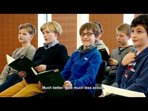 Thomanerchor Leipzig 2017 FullHD