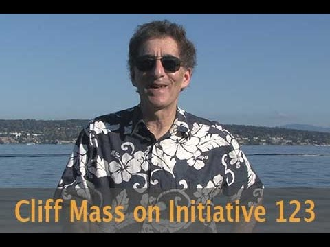 Cliff Mass on Initiative 123