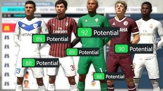 24 BESTE TALENTE IM FIFA 20 KARRIEREMODUS !!! 🔥🔝 88+ Potential