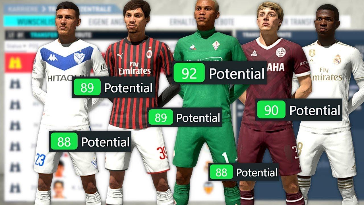 Fifa Karrieremodus Talente