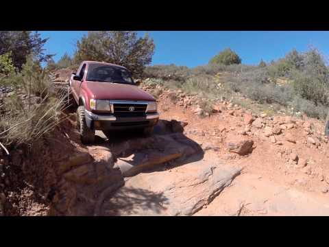 Sedona Jeep Trip October 2014