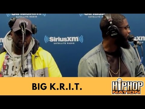 Big K.R.I.T. Talks Performing At BET Hip Hop Awards, Being A Independent Artist And More!