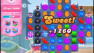 Candy Crush Saga Level 2962 - NO BOOSTERS