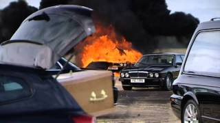 Vw Scirocco: Top Gear funeral commercial
