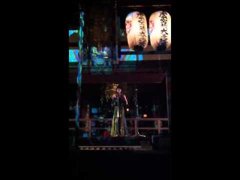 mico's live @ Horinji,Kyoto