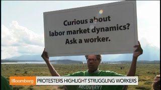 Jackson Hole Protests: What Do They Want From Janet Yellen?