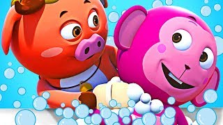 🔴  All Babies Channel Best 3D Animated Nursery Rhymes For Children
