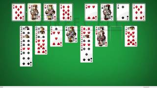 Solution to freecell game #10307 in HD