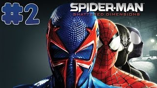 Spider-Man: Shattered Dimensions - Walkthrough - Part 2 - Kraven (PC) [HD]