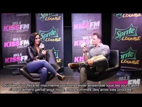 Demi Lovato - Interview pour 103.5 KISSFM [VOSTFR]