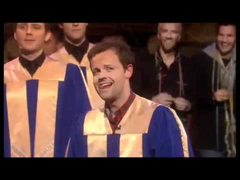 Ant & Dec surprise Robbie at Christmas