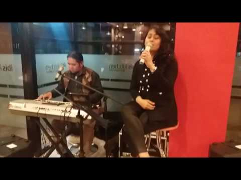 L.O.V.E (Nat King Cole) : cover by Boystones & icha @ibis hotel cawang