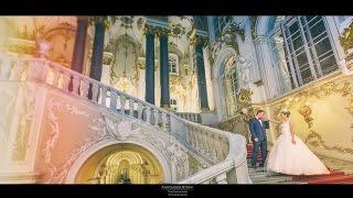 Свадебная фотосессия в Эрмитаже - Александр Бырька