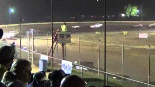 Boothill speedway king of the hill factory stock A feature part 2 10,000 to win