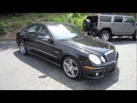 2008 Mercedes Benz E63 Amg Start Up Exhaust And In Depth