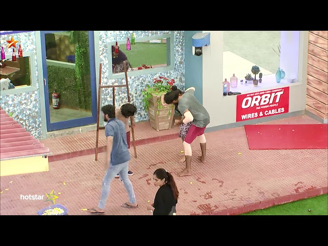 BIGG BOSS - 18th September 2017 - Promo 1