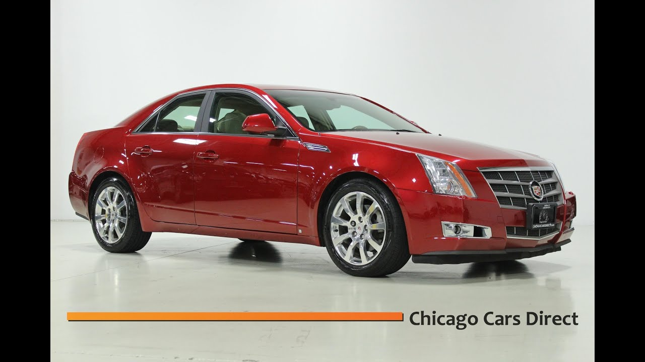 car tag cts by leather fresh owner cadillac warranty sold of used pittsburgh sale for pa updates