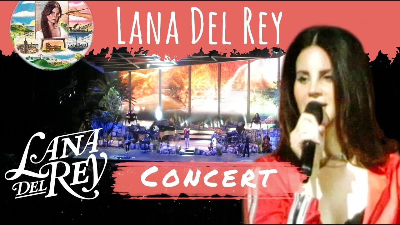 Lana del rey at the prudential center in newark new jersey vlog lana del rey at the prudential center in newark new jersey vlog 35 kristyandbryce Images