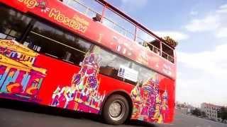 City Sightseeing Moscow - городские экскурсии по Москве на двухэтажных автобусах