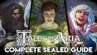 HOW TO PLAY TaĮes of Aria Sealed!   Flesh and Blood TCG Pre-Release Guide