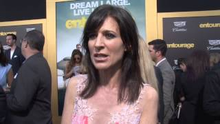 Entourage: Perrey Reeves Exclusive Premiere Interview