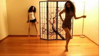 Nina vs Nina (Dance Video) Joe Feat. G-Unit - Ride Wit You