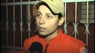 Vendaval causa prejuízo para moradores de Centenário do Sul (11/03)