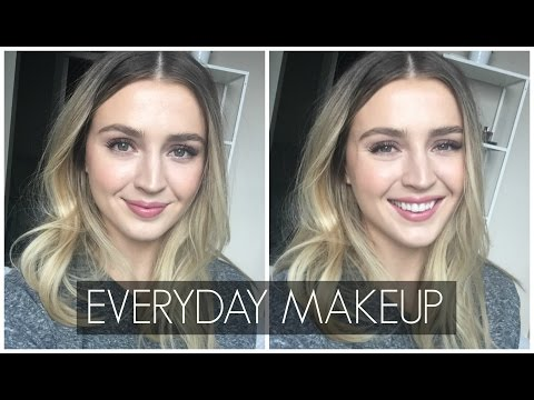MY CURRENT EVERYDAY MAKEUP ROUTINE (March 16)