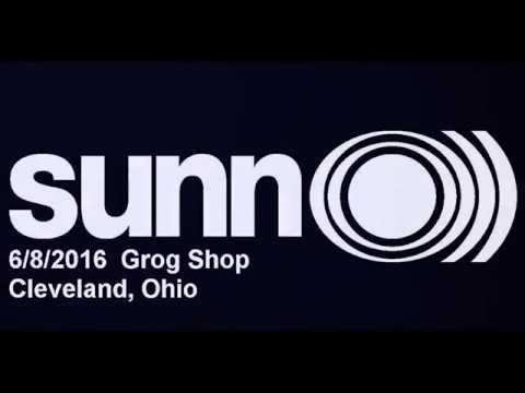 Sunn O))) 6/8/2016  Cleveland, Ohio