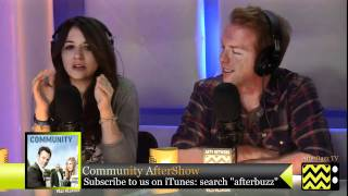 "Community After Show  Season 3 Episode 9 ""Foosball and Nocturnal Vigilantism"" 